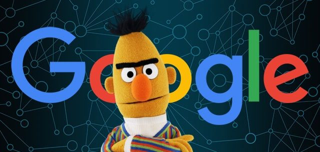 google mise à jour BERT