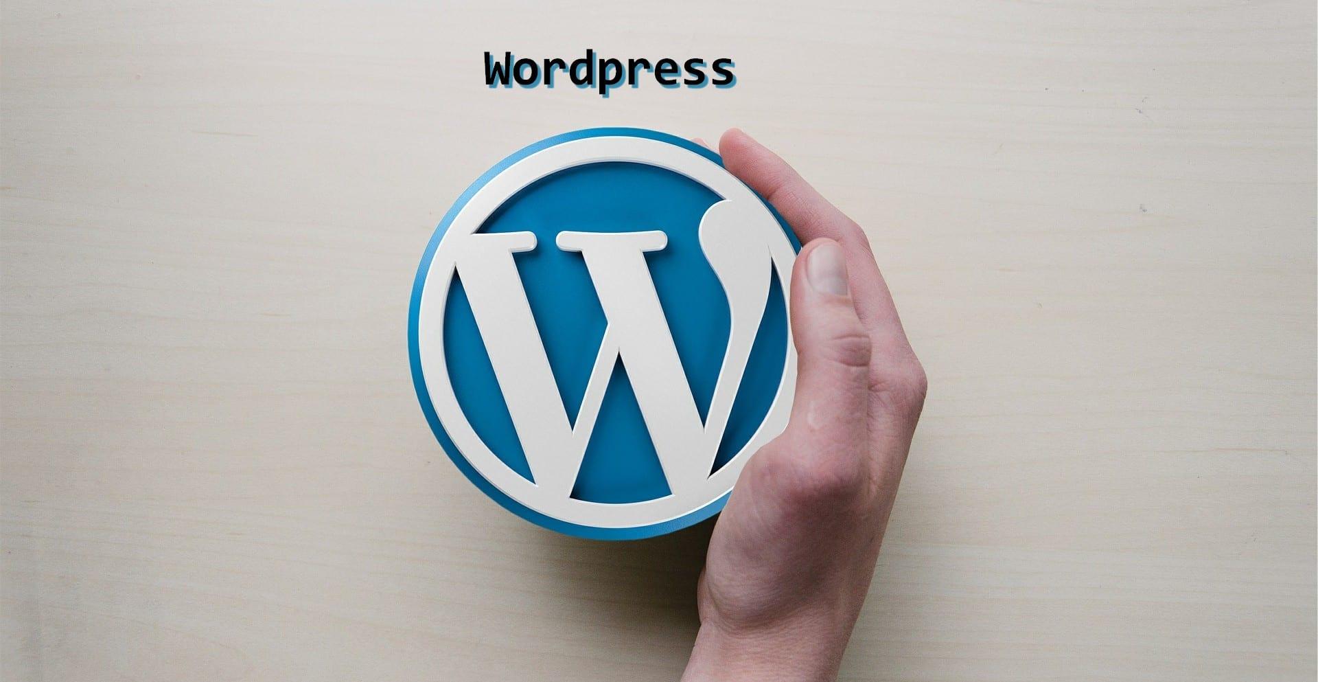 un site wordpress professionnel